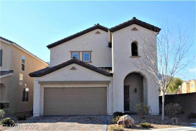 6403 Dollis Hill, Las Vegas, NV 89148 (MLS #2168190) :: Billy OKeefe | Berkshire Hathaway HomeServices