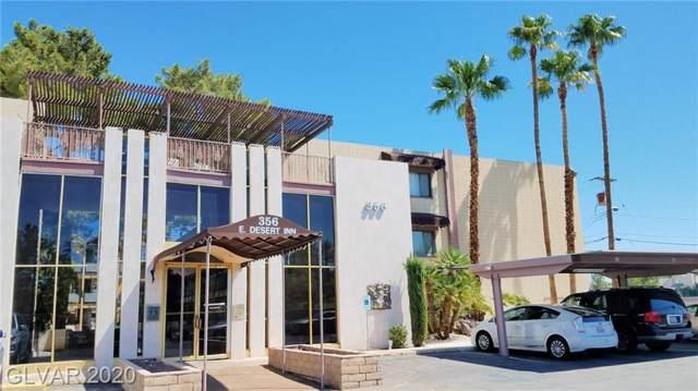 356 Desert Inn Road #224, Las Vegas, NV 89109 (MLS #2168200) :: The Shear Team
