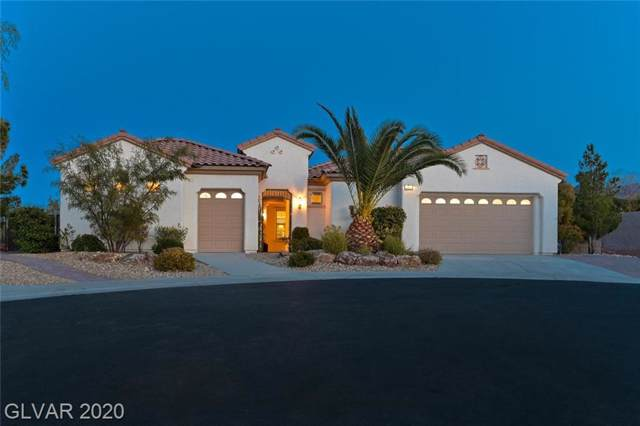 2556 Beechwood Village, Henderson, NV 89052 (MLS #2168204) :: Signature Real Estate Group
