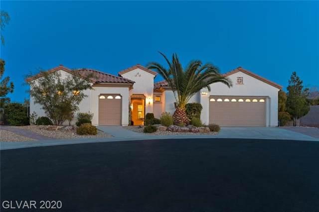 2556 Beechwood Village, Henderson, NV 89052 (MLS #2168204) :: Billy OKeefe | Berkshire Hathaway HomeServices