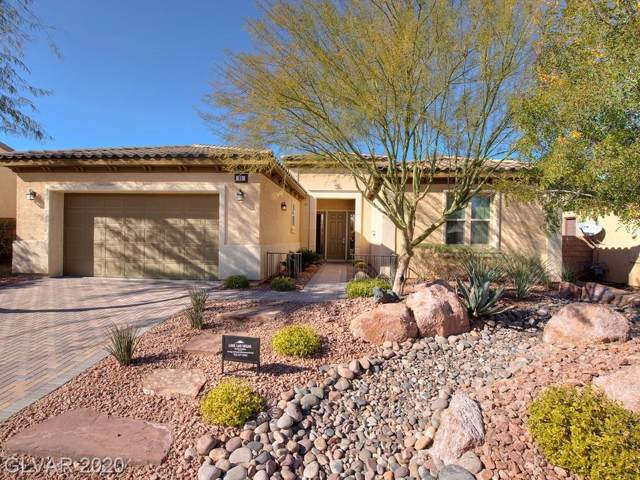 21 Moltrasio, Henderson, NV 89011 (MLS #2168213) :: Trish Nash Team