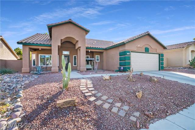 7509 Barbie, Las Vegas, NV 89131 (MLS #2168330) :: Billy OKeefe | Berkshire Hathaway HomeServices
