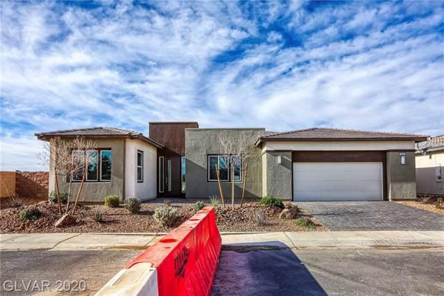 4684 E Cactus Canyon, Pahrump, NV 89061 (MLS #2168340) :: Trish Nash Team