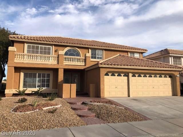 3614 Campbell, Las Vegas, NV 89129 (MLS #2168349) :: Trish Nash Team