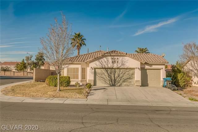 1006 Rocky Stone, North Las Vegas, NV 89081 (MLS #2168372) :: Billy OKeefe | Berkshire Hathaway HomeServices