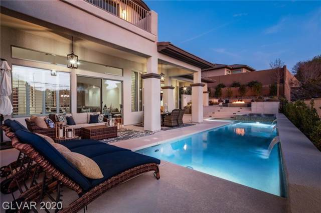 21 Chalet Hills, Henderson, NV 89052 (MLS #2168375) :: Billy OKeefe   Berkshire Hathaway HomeServices