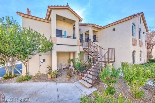1830 N Buffalo Drive #2027, Las Vegas, NV 89128 (MLS #2168390) :: Signature Real Estate Group