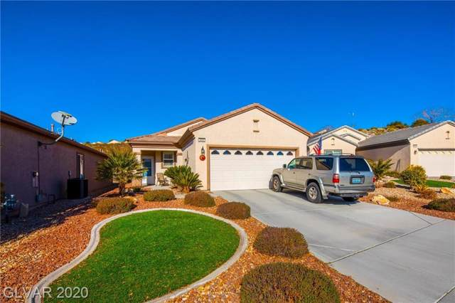 2620 Galactic Halo, Henderson, NV 89044 (MLS #2168396) :: Signature Real Estate Group