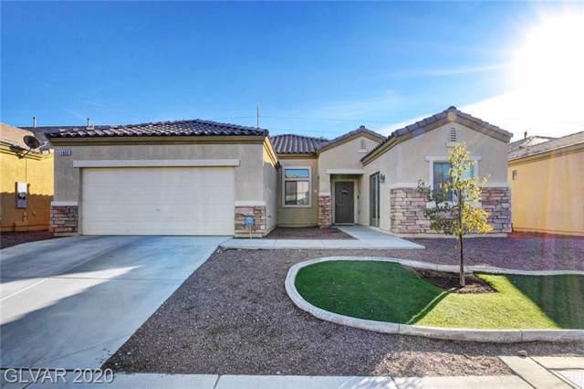 1409 Andrew David, North Las Vegas, NV 89086 (MLS #2168408) :: Billy OKeefe | Berkshire Hathaway HomeServices