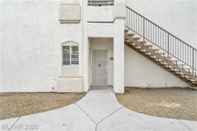 1405 Nellis #1080, Las Vegas, NV 89104 (MLS #2168415) :: Signature Real Estate Group