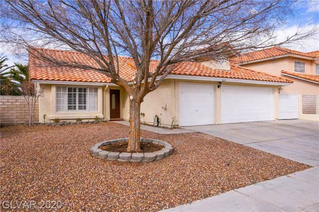 5629 Farpoint, North Las Vegas, NV 89031 (MLS #2168420) :: Trish Nash Team