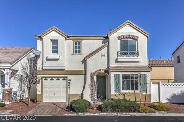6050 Glowing Cottage, Las Vegas, NV 89139 (MLS #2168470) :: Signature Real Estate Group