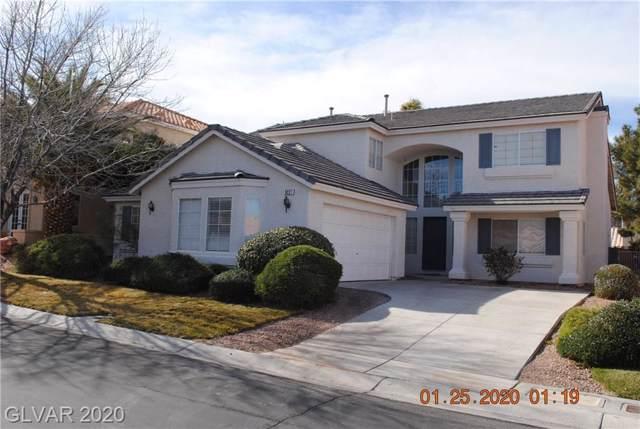 8227 Coyado, Las Vegas, NV 89123 (MLS #2168474) :: Billy OKeefe | Berkshire Hathaway HomeServices