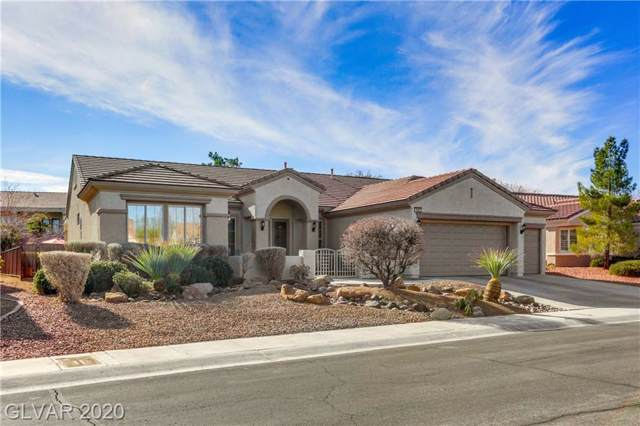 2545 Hayesville, Henderson, NV 89052 (MLS #2168482) :: Signature Real Estate Group