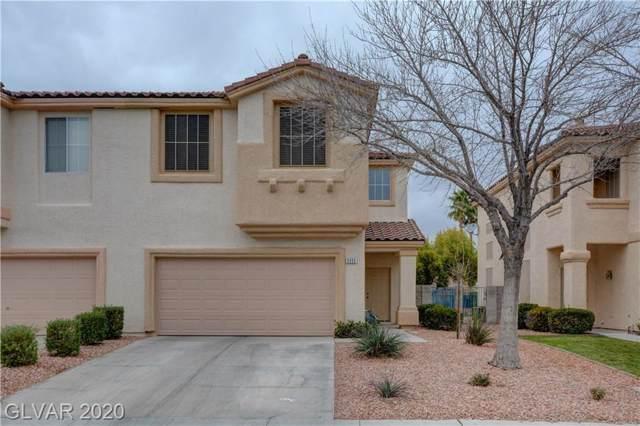 1111 Scenic Crest, Las Vegas, NV 89052 (MLS #2168491) :: Signature Real Estate Group
