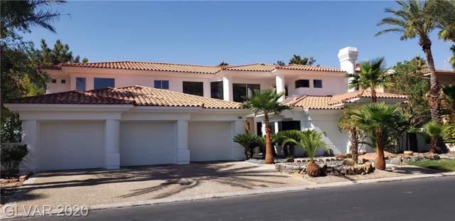 8613 Canyon View, Las Vegas, NV 89117 (MLS #2168517) :: Signature Real Estate Group