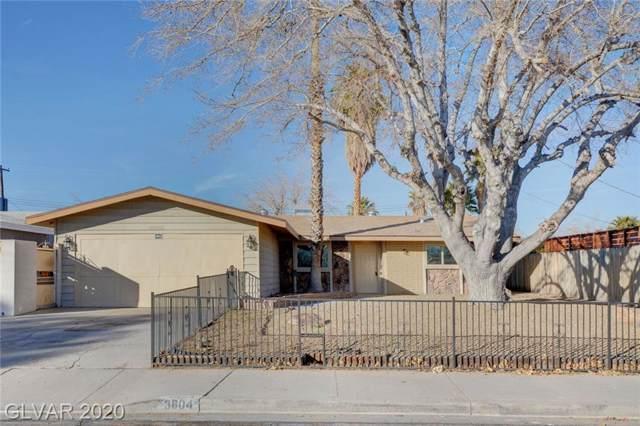 3804 El Cederal, Las Vegas, NV 89102 (MLS #2168556) :: Hebert Group | Realty One Group