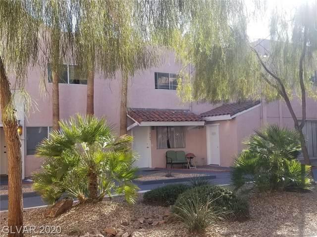 2198 Desert Inn Road, Las Vegas, NV 89169 (MLS #2168558) :: Hebert Group | Realty One Group