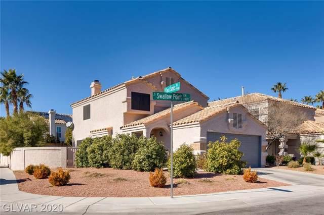 2833 Swallow Point, Las Vegas, NV 89117 (MLS #2168567) :: Signature Real Estate Group