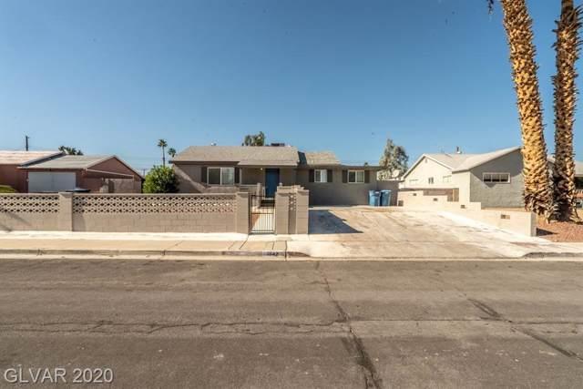 1342 Barnard, Las Vegas, NV 89102 (MLS #2168575) :: Hebert Group | Realty One Group