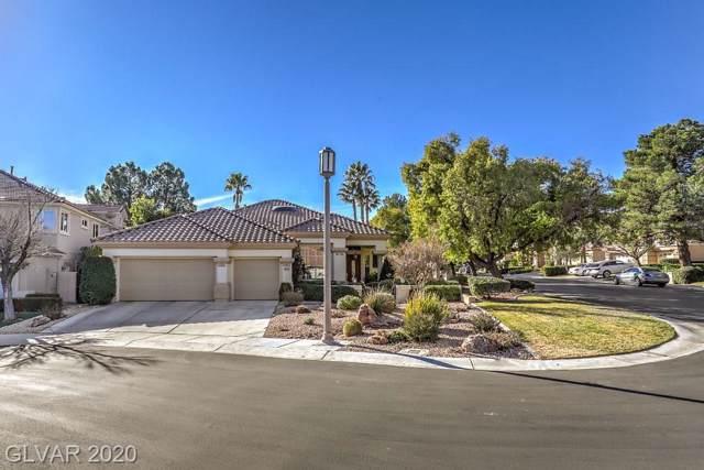8809 Lusso, Las Vegas, NV 89134 (MLS #2168651) :: Signature Real Estate Group