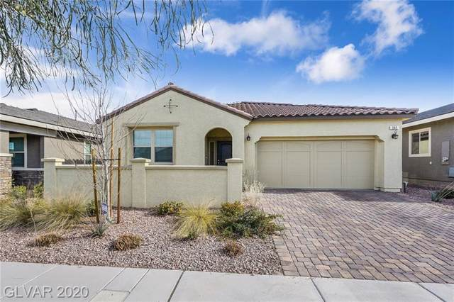 382 Inflection, Henderson, NV 89011 (MLS #2168683) :: Trish Nash Team