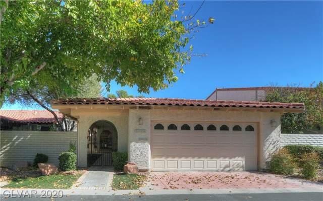 2113 Plaza Del Fuentes, Las Vegas, NV 89102 (MLS #2168695) :: Hebert Group | Realty One Group