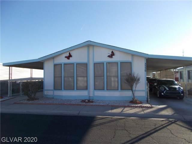 3336 Jewel Cave, Las Vegas, NV 89122 (MLS #2168698) :: Signature Real Estate Group
