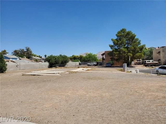 636 Triest Court, Las Vegas, NV 89110 (MLS #2168744) :: Signature Real Estate Group