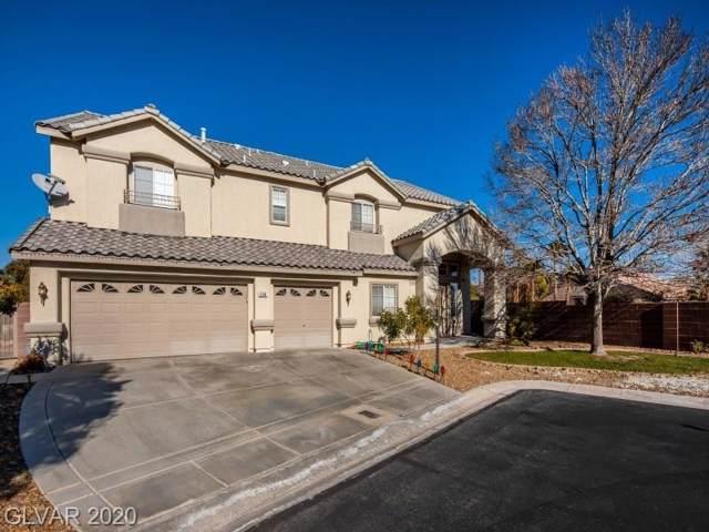 238 Welsey, Las Vegas, NV 89183 (MLS #2168769) :: Trish Nash Team