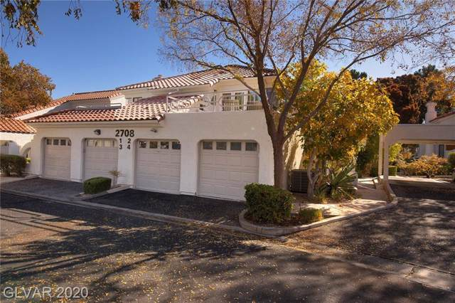 2708 Baycliff #4, Las Vegas, NV 89117 (MLS #2168798) :: Trish Nash Team