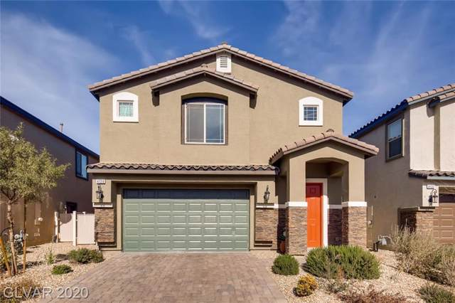 4128 Carol Bailey Avenue, North Las Vegas, NV 89081 (MLS #2168820) :: Helen Riley Group | Simply Vegas