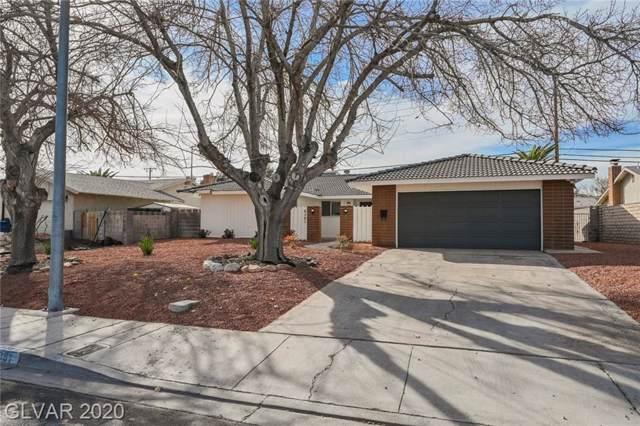 4381 Greenhill, Las Vegas, NV 89121 (MLS #2168821) :: Hebert Group | Realty One Group