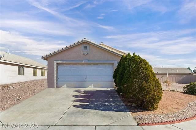 2206 Sacred Mountain, North Las Vegas, NV 89032 (MLS #2168832) :: Signature Real Estate Group