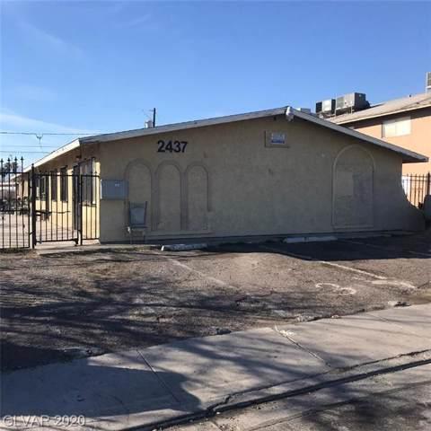 2437 Daley Street, North Las Vegas, NV 89030 (MLS #2168844) :: Performance Realty