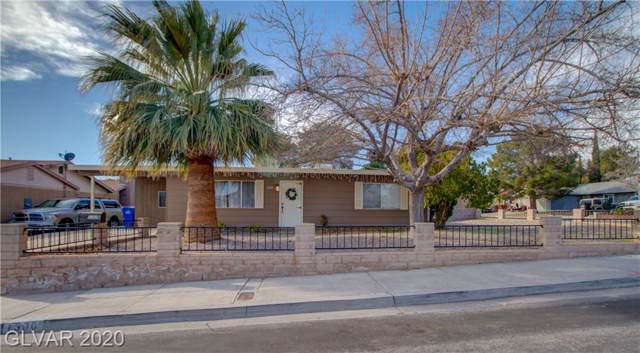 1306 Marita, Boulder City, NV 89005 (MLS #2168854) :: Vestuto Realty Group