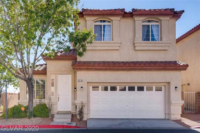 5274 Monterey Park, Las Vegas, NV 89146 (MLS #2168907) :: Signature Real Estate Group