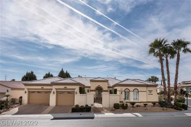 10275 Riva De Angelo, Las Vegas, NV 89135 (MLS #2168933) :: Trish Nash Team