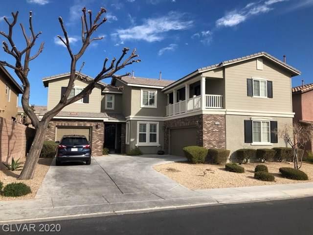 7466 Desertscape, Las Vegas, NV 89178 (MLS #2168948) :: Team Michele Dugan