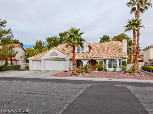 9508 Bottle Creek, Las Vegas, NV 89117 (MLS #2168985) :: Trish Nash Team