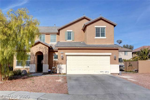 1632 Rising Pebble, North Las Vegas, NV 89031 (MLS #2168991) :: Trish Nash Team
