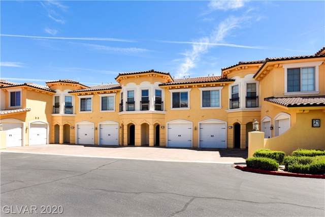 21 Via Visione #104, Henderson, NV 89011 (MLS #2169019) :: Trish Nash Team