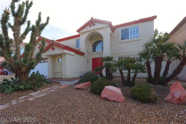 1512 Ironbark, Henderson, NV 89014 (MLS #2169021) :: Signature Real Estate Group