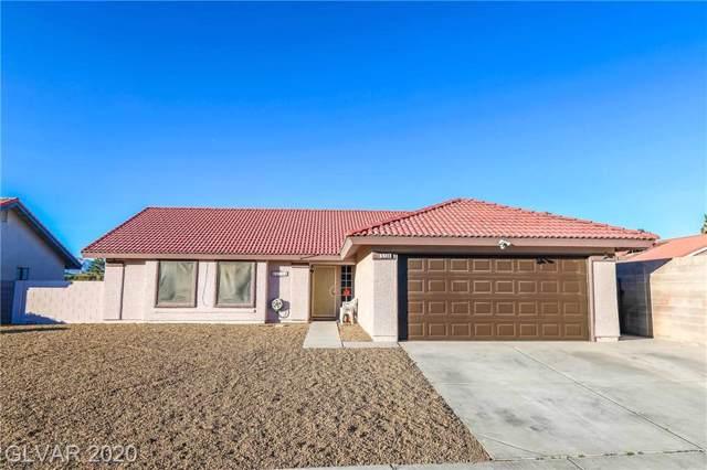 5734 Duval Drive, Las Vegas, NV 89156 (MLS #2169040) :: Vestuto Realty Group