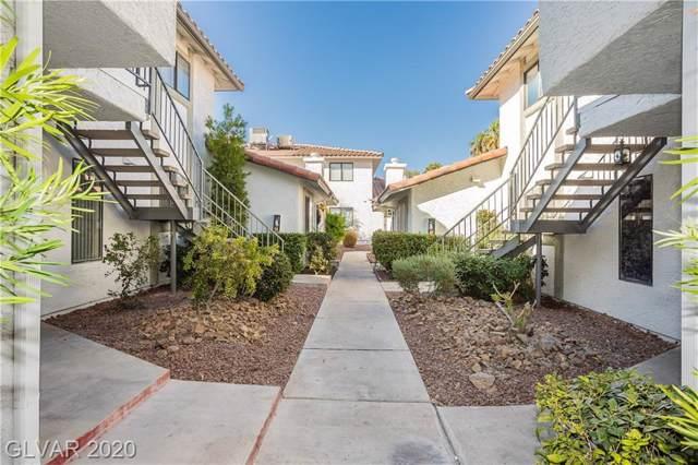6735 Charleston #2, Las Vegas, NV 89146 (MLS #2169070) :: Signature Real Estate Group