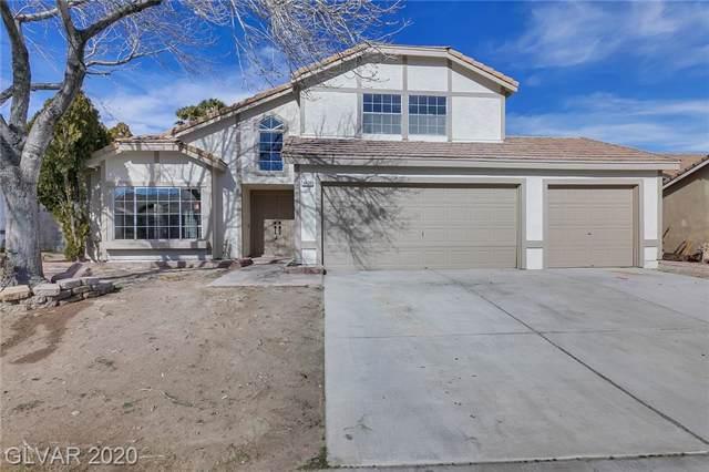 6420 Vicuna, Las Vegas, NV 89146 (MLS #2169101) :: Signature Real Estate Group