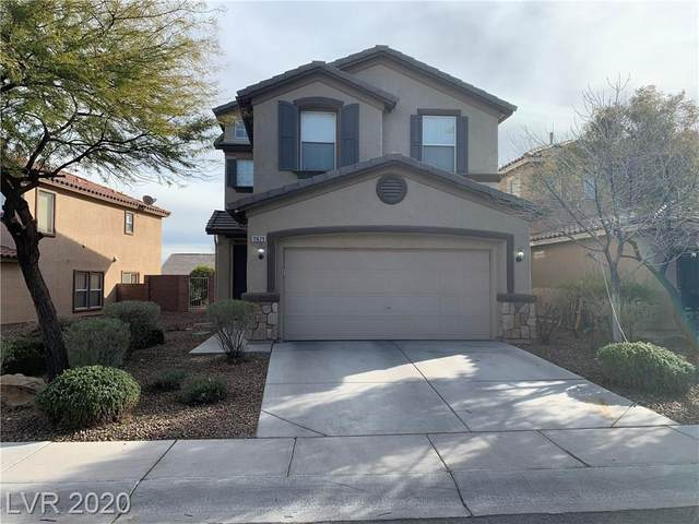 11629 Kings Arms Lane, Las Vegas, NV 89138 (MLS #2169107) :: Helen Riley Group   Simply Vegas