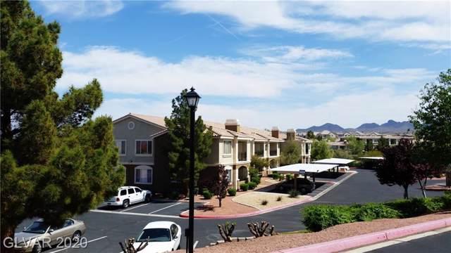 2900 Sunridge Heights Parkway #414, Henderson, NV 89052 (MLS #2169147) :: Kypreos Team