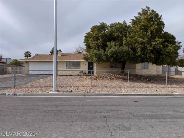 4312 Ivory, Las Vegas, NV 89130 (MLS #2169151) :: Vestuto Realty Group