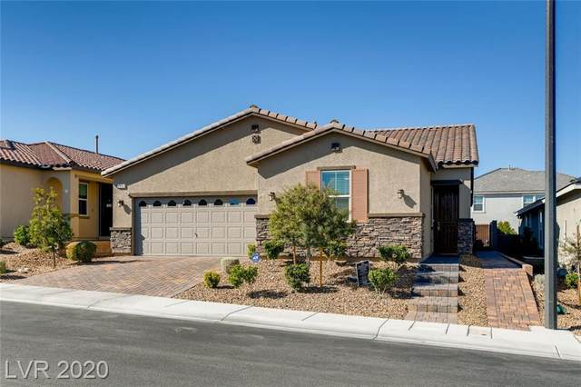 2497 Fanano Street, Henderson, NV 89044 (MLS #2169323) :: Helen Riley Group | Simply Vegas